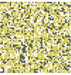 pixel art elements of design vector image