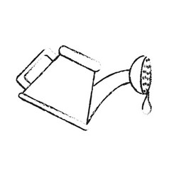 watering can icon image vector image