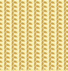 gold bricks vector image