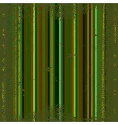 grunge metallic stripes vector image vector image