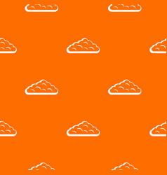 wet cloud pattern seamless vector image