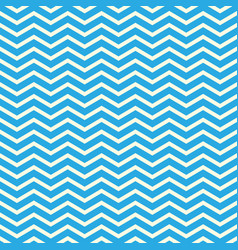 wave on blue background vector image vector image