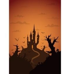Halloween Bacgkround vector image vector image