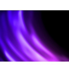 Abstract lights purple background EPS 10 vector image