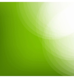 Eco green background with line vector