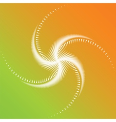 Design colorful whirl movement background vector