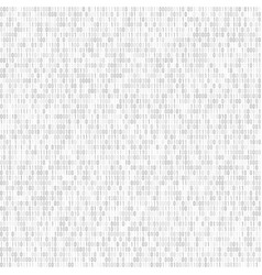 Binary code background with numbers one and vector