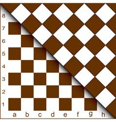 Chessboard half vector