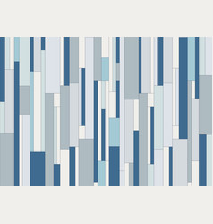 Abstract geometric vertical rectangle stripes vector