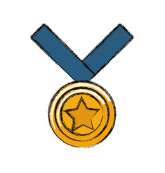 medal of honor vector image