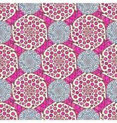 Ornamental arabic pattern abstract vector image vector image