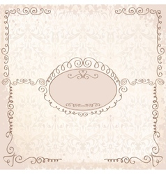 Doodle frames collection vector image vector image