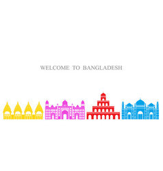 Bangladesh vector