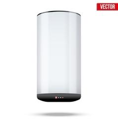 Boiler realistic vector image