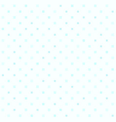 cyan square pattern seamless vector image