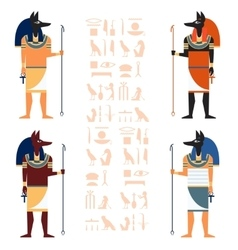 Set of Anubis vector
