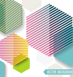 Abstract technology communication design with vector