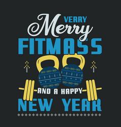 funny christmas graphic print t shirt design vector image