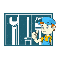 Tool and master in uniform vector