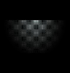 abstract black carbon fiber meterial background vector image