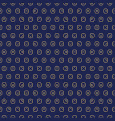 abstract seamless pattern seamless circle vector image