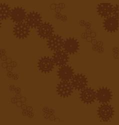 gear seamless 02 vector image