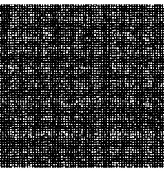 Grunge Doted Dark Texture vector image vector image