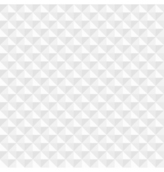 White geometric square seamless background vector