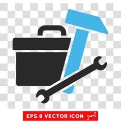 Toolbox Eps Icon vector image