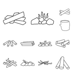 Design texture and construction symbol vector