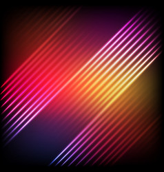 Light colorful abstract background vector