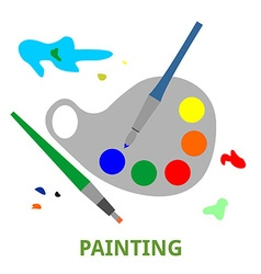 Painting vector