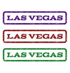 Las vegas watermark stamp vector