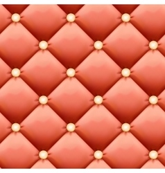 Salmon-colored Retro luxury background - Leather vector image vector image