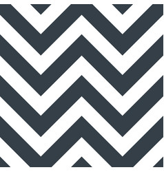chevrons seamless pattern background retro vector image