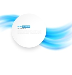 abstract background design wavy vector image