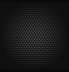 Abstract industrial carbon background surface vector