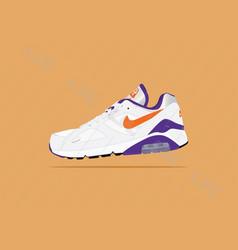 Nike air 180 og air max vector