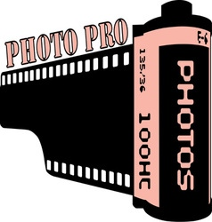 Photo Pro vector