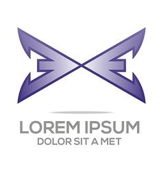 Symbol element template business vector