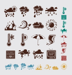 wether set vector image vector image