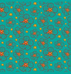 flower8 vector image