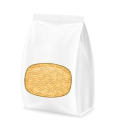Pasta in packaging 15 vector