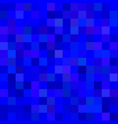 Geometrical square mosaic background - from vector