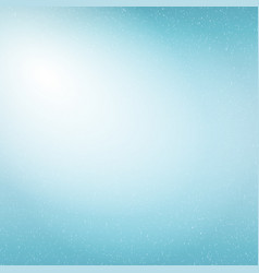 Soft blue glowing background vector