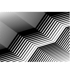 Texture pattern with wavy waving grid mesh of vector