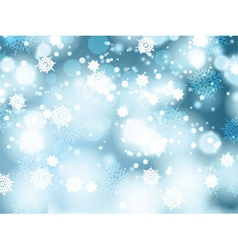 christmas background 3009 vector image