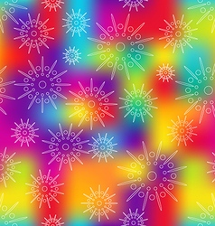Colorful abstractpattern vector image
