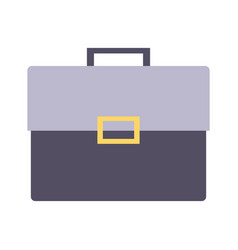 office briefcase accessory vector image