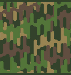 Military background army pattern hunter texture vector